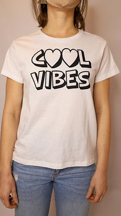 Remera Cool VIbes