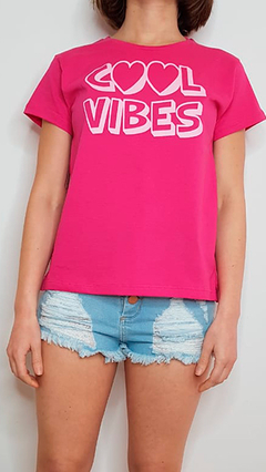 Remera Cool VIbes - comprar online