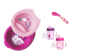 Set Plato térmico + Plato encastrable Easy + Vaso Training + Primera Cuchara Chicco