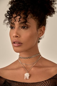 Single Magic Crystal Choker