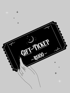 Gift Ticket - Vale Presente na internet