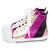 Tenis Louth Rainbow Pink