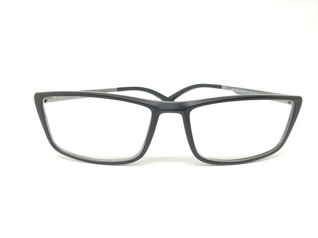 07f6c03a3 Óculos Armação De Grau Masculino Clássico Vs-1039