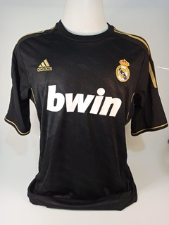CAMISA REAL MADRID 2011/12 ORIGINAL DA ÉPOCA