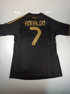 CAMISA REAL MADRID 2011/12 ORIGINAL DA ÉPOCA - CAMISAS FAN CLUBE