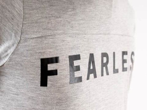 Remera Fearless Hombre No End 28244 - No End