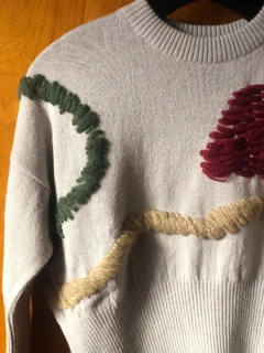 Sweater Ricamo en internet