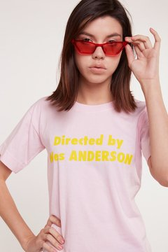 Remera Wes Anderson