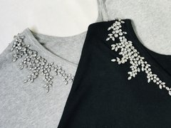 Sweater aplique strass (copia) - LA BOUTIQUE
