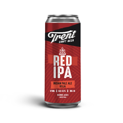 Lata Red IPA en internet