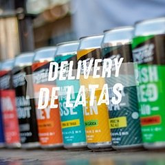 Delivery Latas - Trent Craft Beer