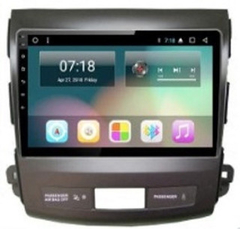"Stereo Multimedia 9"" Mitsubishi Outlander 2010-2013 con GPS - WiFi - Mirror Link para Android/Iphone"