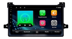 "Stereo Multimedia 9"" para Prius 2017 al 2019 con GPS - WiFi - Mirror Link para Android/Iphone"