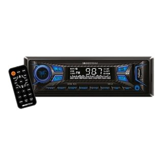 Stereo SoundStream VM-21B con USB y Bluetooth sin CD - comprar online