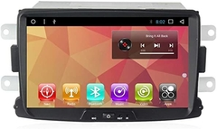 "Stereo Multimedia 8"" para Renault Sandero/Logan/Duster con GPS - WiFi - Mirror Link para Android/Iphone"
