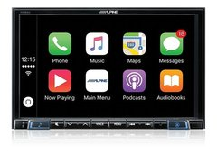 "Stereo Alpine X208U 8"" con GPS - Android Auto - Apple Car Play - Bluetooth - USB"