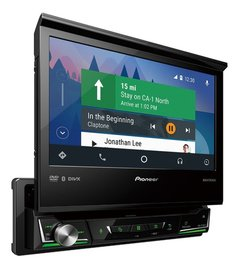 Stereo DVD Pioneer Indash AVH-Z7250BT con Android Auto - Apple Car Play - Bluetooth - USB en internet