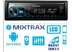 "Combo Pioneer MXT-X3869BT - Stereo USB / BT sin CD + Parlantes 6x9"" + Parlantes 6"" - Audio Trends"