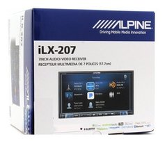 "Stereo Alpine ILX-207 7"" con Android Auto - Apple Car Play - Bluetooth - USB - comprar online"