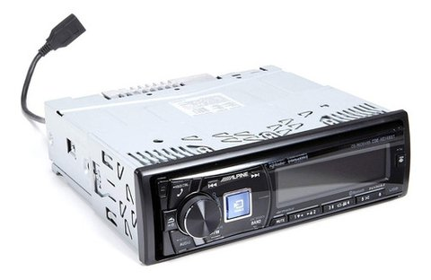 Stereo Alpine CDE-HD149BT con CD - USB - Bluetooth