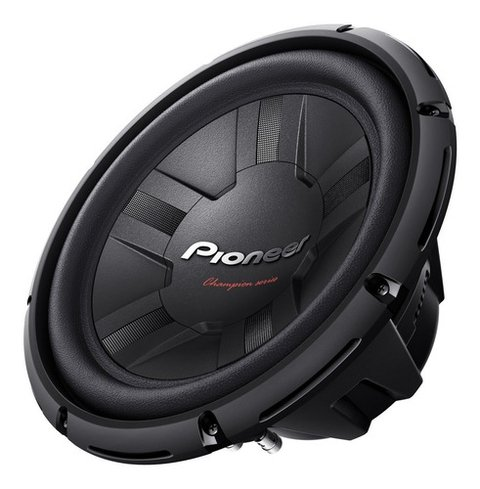 Sub Woofer Pioneer 311 D4 - 1400w - Doble Bobina Local Nuevo