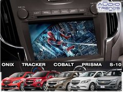 Interface Video Chevrolet Tracker Onix My Link Ft-free-gm 16 - comprar online