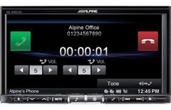 "Stereo DVD Alpine INE-W957HD 7"" con GPS - Bluetooth - USB - HDMI"