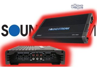 Potencia Soundstream Ar4.1800d Pot Máx. 1800 W 4 Canales - audiotrends