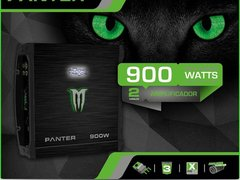 Potencia Monster 900w 2 Canales Panter X-450.2 - Audio Trends