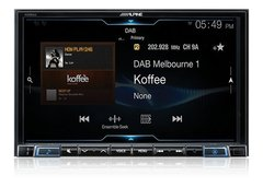 "Imagen de Stereo Alpine X208U 8"" con GPS - Android Auto - Apple Car Play - Bluetooth - USB"