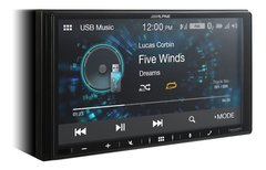 Stereo Alpine Ilx-w650 7 Apple Car Play- Android Auto- Gps - tienda online