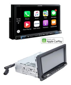 "Stereo Alpine ILX-207 7"" con Android Auto - Apple Car Play - Bluetooth - USB - Audio Trends"