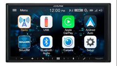Stereo Alpine Ilx-w650 7 Apple Car Play- Android Auto- Gps