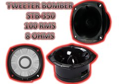 Tweeter Bala Bomber Stb350 8 Ohms 100wrms Profesional - Audio Trends
