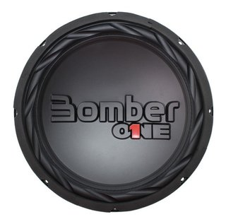 Subwoofer Bomber One Bobina Simple 10 Pulgadas 200 Rms - audiotrends