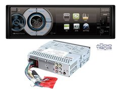 Stereo DVD SoundStream VR-345B con USB - SD - Bluetooth - tienda online