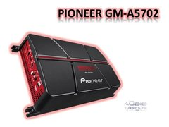 Potencia Pioneer Gm-a5702 2 Ch 1000w Max Puentiable 2017 New - Audio Trends