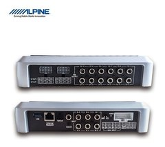 DSP Procesador Digital De Sonido Alpine Pxe-0850s comando por Bluetooth - Audio Trends