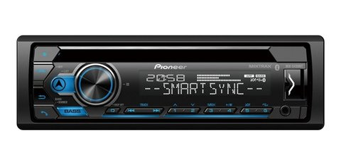 Stereo Pioneer DEH-S4250BT Bluetooth