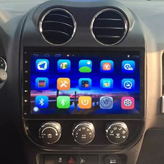 "Stereo Multimedia 10"" Jeep Patriot / Compass 2010-2015 con GPS - WiFi - Mirror Link para Android/Iphone - Audio Trends"