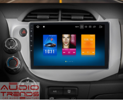 "Stereo Multimedia 10"" para Honda Fit 2008 al 2013 con GPS - WiFi - Mirror Link para Android/Iphone en internet"