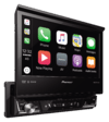 Stereo DVD Pioneer AVH-Z7250BT con CarPlay Android Auto Spotify Bluetooth
