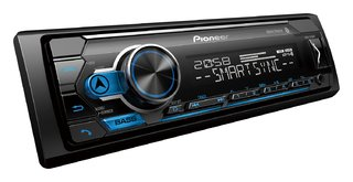 Stereo Pioneer MVH-S325BT USB y Bluetooth Sin CD