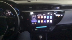 "Stereo Multimedia 10"" para Toyota Corolla 2014 al 2016 con GPS - WiFi - Mirror Link para Android/Iphone - Audio Trends"