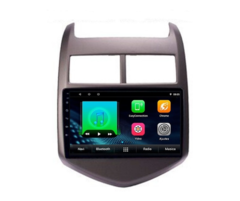 "Stereo Multimedia 9"" para Chevrolet Sonic con GPS - WiFi - Mirror Link para Android/Iphone"