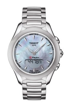 Reloj Mujer Tissot T-Touch Solar  075.220.11.101.00 Agente Oficial Argentina