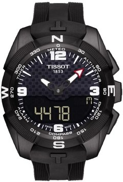 Reloj Hombre Tissot T-Touch Expert Solar 091.420.47.057.01 Agente Ofical Argentina