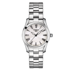 Reloj Mujer Tissot T-Wave 112.210.11.113.00 Agente Oficial Argentina