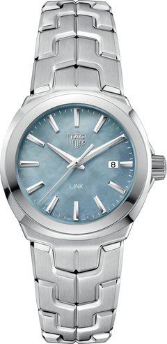 Reloj Mujer Tag Heuer Link Lady WBC1311.BA0600 Agente Oficial Argentina