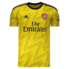 Camisa Arsenal Away 2019/2020 - Amarela